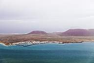 Spain, Canary Islands, view to La Graciosa - MFF000694