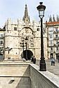 Spain, Burgos, Arco de Santa Maria - LA000348