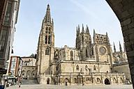 Spain, Burgos, Burgos cathedral - LA000350