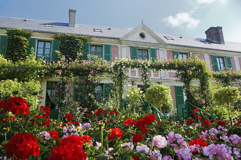 France, Eure, Giverny, Claude Monet's house and garden - BI000192