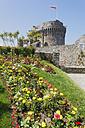 France, Bretagne, Chateau de Dinan - BI000198