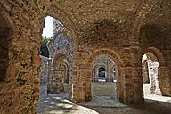 France, Bretagne, Round Church of Lanleff - BI000256