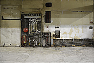 Germany, Bavaria, Munich, construction area at main station - AX000617