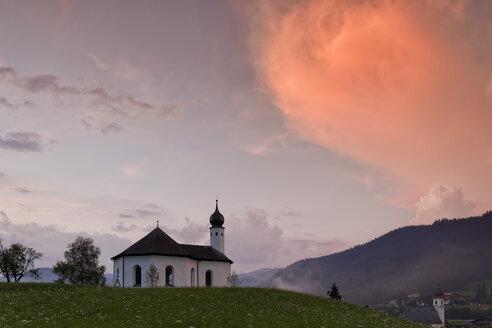 Austria, Tyrol, Schwaz, St. Anne's Chapel in Achenkirch - GFF000336