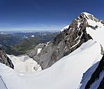 Switzerland, Bernese Oberland, Aletsch Glacier and Kleine Scheidegg - WWF002929