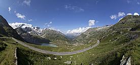 Switzerland, Uri Alps, Susten Pass and Lake Steinsee - WW002959
