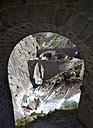Switzerland, Uri, Devil's Bridge in Schollenen Gorge - WW002969