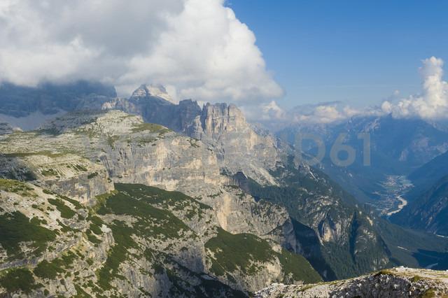 Italy, Province of Belluno, Veneto, Auronzo di Cadore, Tre Cime di Lavaredo - MJ000461 - Jana Mänz/Westend61