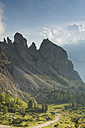 Italy, view to Dolomite Alps - MJF000493