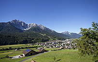 Italy, South Tyrol, Innichen and Sexten Dolomites - WWF003104