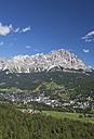 Italy, Veneto, Dolomites and Cortina d'Ampezzo - WWF003029