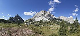 Italy, Veneto, Falzarego Pass, Lagazuoi and Tofane - WW003031