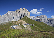 Italy, South Tyrol, Sella Pass - WWF003090