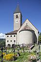 Italy, South Tyrol, Seis am Schlern,Parish church - WW003129