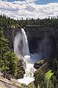 Canada, British Columbia, Wells Gray Provincial Park, Helmcken Falls - FOF005469