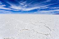 Bolivia, Altiplano, Salar de Uyuni - STSF000287
