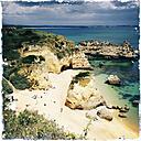 Beach near Lagos, Portugal, Algarve, Lagos - SEF000189