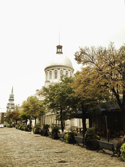 Bonsecours Market in the old town district of Montreal, Canada, Quebec, Montreal - SEF000204