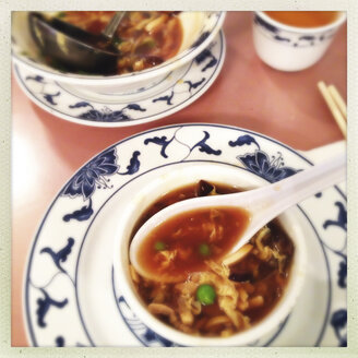 Chinese food Hot and Sour Soup - ABAF001138