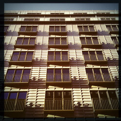 Hotel Facade. Germany, Berlin. - ZMF000029