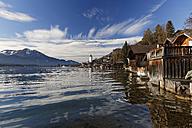 Austria, Salzburg State, Salzkammergut, St. Wolfgang at Lake Wolfgangsee - GFF000350