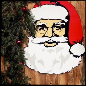 Santa Claus, Bavaria, Germany - GSF000590