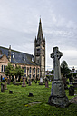 Great Britain, Scotland, Inverness, grave yard and church - PA000239