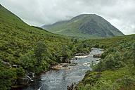 UK, Scotland, Glen Coe, Etive river - PAF000226