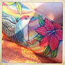 Upper arm tattoo - ONF000262
