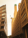 houses at Potsdamer Platz, Berlin, Germany - FBF000154