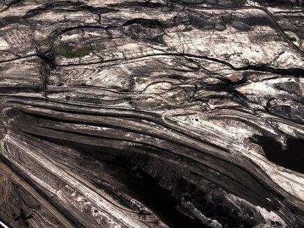 Surface mining, Amsdorf, Sachsen-Anhalt, Germany - FBF000101