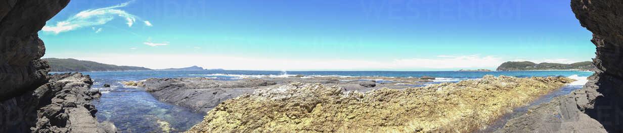 Australia, Coast at Seal Rocks, panoramic - FBF000097 - Frank Blum/Westend61