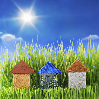 Composing, green building, organic building materials - BIF000283