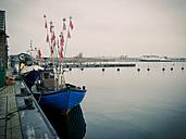 Baltic Sea, Mecklenburg-Vorpommern, Ruegen, Germany, harbor, lagoon - MJF000506