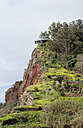 Portugal, Madeira, Cabo Girao, view to view terrace - HL000353