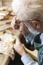 Violin maker at work - TCF003791