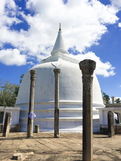 Stupa in Anuradhapura, Eternal Sacred City, Sri Lanka - DRF000418