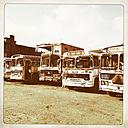 Bus station, Nuwara Eliya, Sri Lanka - DR000426