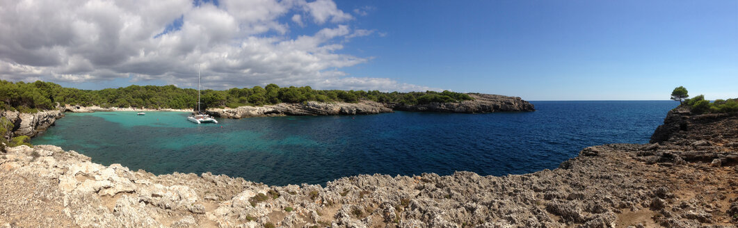 Panoramic, Cala en Turqueta, Menorca, Spain - MAB000196