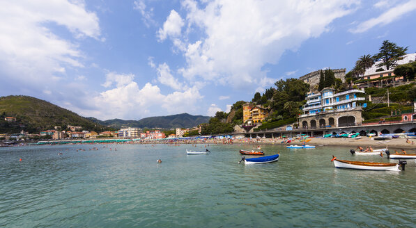 Italy, Cinque Terre, Lido of Levanto - AMF001617