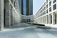 Germany, Hesse, Frankfurt, Tower 185 - AM001667