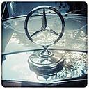 Mercedes Benz symbol - KRP000091