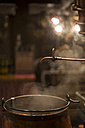 Cauldron of steaming Feuerzangenbowle - SARF000207