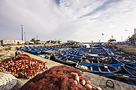 Morocco, Marrakesh-Tensift-El Haouz, Essaouira, view to harbour - THA000006