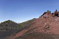 Spain, Canary Islands, La Palma, San Martin volcano, Cumbre Vieja near Fuencaliente - SIEF004986
