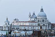 Italy, Venice, Canale Grande, Church Santa Maria della Salute - FOF005820