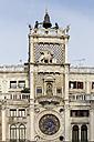 Italy, Venice, Torre dell'Orologio - FOF005933