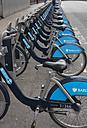 United Kingdom, England, London, Barclays Cycle Hire - JB000006