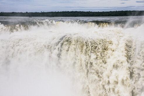 South America, Brazil, Iguassu Falls - AMCF000039