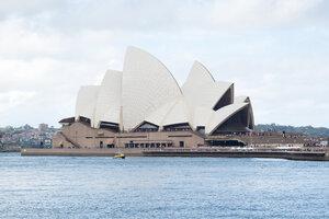 Australia, New South Wales, Sydney, view to Sydney opera - FBF000200